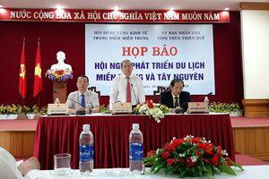 Hội nghị tầm quốc gia bàn chiến lược phát triển du lịch miền Trung - Tây Nguyên