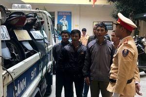 Lập hồ sơ xử lý 6 đối tượng chèo kéo khách đi chùa Hương