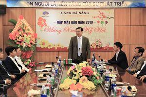 Cảng Đà Nẵng 'hậu thuẫn' cho sự phát triển của thành phố biển Đà Nẵng