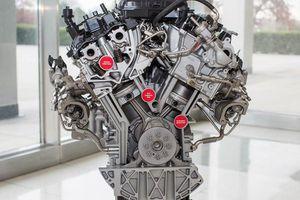 Ford bị tố 'ăn cắp' bằng sáng chế động cơ