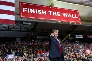 Ông Trump khởi động chiến dịch tái tranh cử tổng thống Mỹ