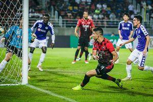 Hà Nội đánh bại Á quân giải Thái Lan tại AFC Champions League