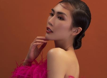 Hoa hậu Tường Linh 'lột xác' trong bộ hình thời trang quý cô bí ẩn