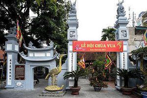 Độc đáo lễ hội chùa Vua: Nơi các kì thủ so tài cao thấp