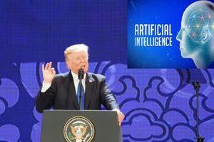 Động thái mới nhất của Tổng thống Mỹ Donald Trump về phát triển trí tuệ nhân tạo (AI)