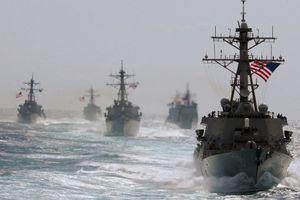 Tàu chiến trên Biển Đông phủ bóng đen lên cuộc đàm phán Mỹ - Trung