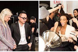 Người mẫu bạch tạng từng tham gia Victoria's Secret Show sẽ diễn cho NTK Công Trí tại New York Fashion Week
