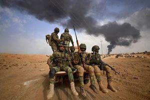 Iraq triệt phá sào huyệt lớn nhất của IS tại tỉnh miền Tây