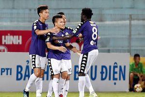 Hạ Bangkok Utd, Hà Nội đá trận play-off với CLB của Fellaini
