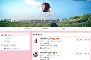 Dương Mịch sẽ cùng hai thành viên Rocket Girls - Dương Siêu Việt và Ngô Tuyên Nghi hợp tác trong phim mới?