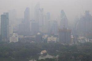 Thái Lan: Sử dụng mưa nhân tạo để giảm bụi không khí độc hại