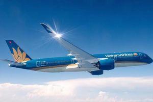 Brand Finance xếp hạng Vietnam Airlines thuộc Top 10 thương hiệu giá trị nhất Việt Nam năm 2018