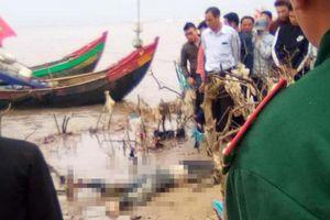 Phát hiện thi thể nữ giới phân hủy mạnh dạt bờ biển Thanh Hóa