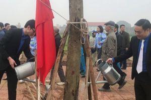 Huyện Gia Lâm: Phát động Tết trồng cây 'Đời đời nhớ ơn Bác Hồ'