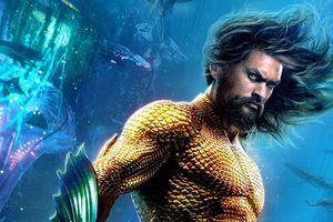 Sau thành công của Aquaman, Warner Bros đang lên kế hoạch cho Aquaman 2