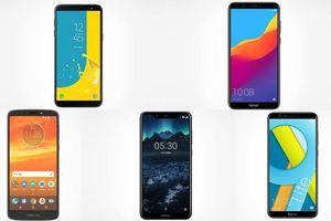9 mẫu smartphone Android bình dân đáng dùng