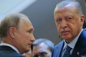 Nga, Thổ Nhĩ Kỳ nhất trí các biện pháp quyết đoán để ổn định Idlib