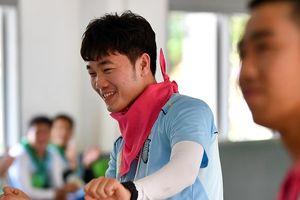 Xuân Trường hóa 'người nhện' tiếp sức đồng đội ở Buriram United