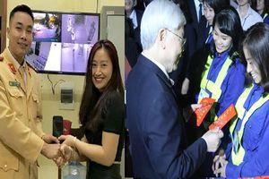 Sự thật về cô gái xuất hiện trong 2 bức ảnh dậy sóng dân mạng trước Tết Nguyên đán