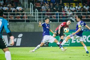 Đánh bại Á quân Thái Lan, Hà Nội FC vào vòng sơ loại cuối cúp C1 châu Á