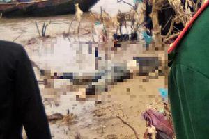 Phát hiện thi thể nữ giới đang phân hủy trôi dạt vào bờ biển Thanh Hóa