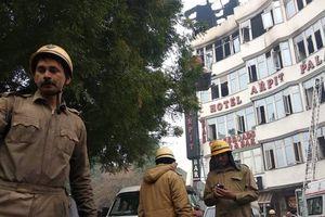 Ấn Độ: Cháy khách sạn, ít nhất 9 người thiệt mạng