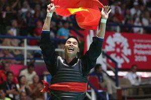 Huy chương vàng Asiad Trần Đình Nam và Nguyễn Văn Trí sẽ không tham dự SEA Games 30