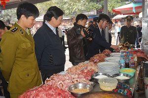 Hà Nội: Còn nhiều vi phạm về an toàn thực phẩm tại các lễ hội lớn