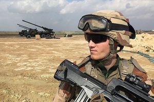 Pháp đang bàn về việc có nên rút quân khỏi Syria hay không