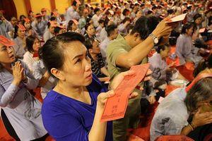 Cúng sao giải hạn không phải tín ngưỡng Phật giáo
