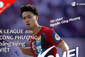 K-League chào đón Công Phượng, Rooney quyết không xin lỗi vợ