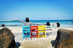 Đón xuân lãng mạn trên 'hòn đảo tình yêu' Jeju