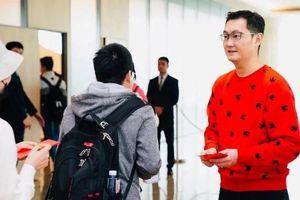 Nhân viên Tencent xếp hàng tới 12 giờ để nhận lì xì từ tỷ phú Pony Ma