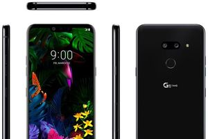 LG G8 ThinQ lộ ảnh chính thức, giá khoảng 900 USD