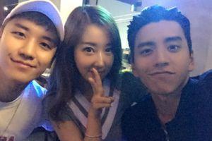 Seungri bị lên án sau tấm ảnh bên một cô gái Trung Quốc ở hộp đêm