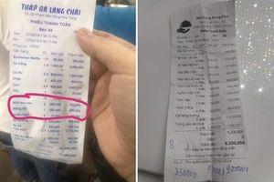 Kiểm tra, xử lý thông tin 2 nhà hàng 'chặt chém' du khách tại Nha Trang