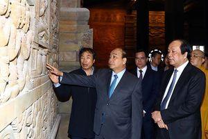 Thủ tướng Chính phủ kiểm tra công tác chuẩn bị Đại lễ Vesak Liên hợp quốc 2019