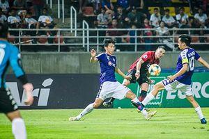 Văn Quyết lập công giúp Hà Nội vượt qua Bangkok United