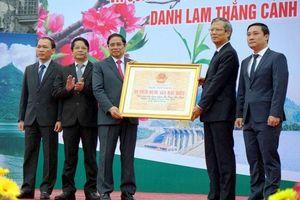 Khu bảo tồn thiên nhiên Na Hang-Lâm Bình được công nhận danh thắng quốc gia đặc biệt