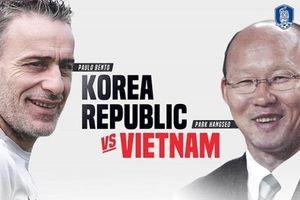 Trận đấu tranh siêu cúp Việt Nam-Hàn Quốc có thể bị hoãn lại tới giữa năm 2019