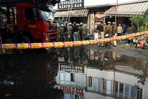 Cháy khách sạn ở Ấn Độ, 17 người chết
