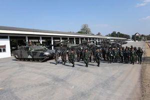 Đột nhập đơn vị lục quân Thái Lan trang bị toàn xe tăng Trung Quốc