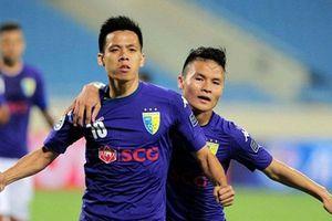 Văn Quyết ghi bàn duy nhất giúp Hà Nội FC giành vé đá play-off cúp C1 châu Á