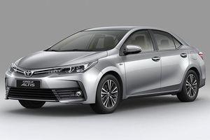 Bảng giá xe Toyota mới nhất tháng 2/2019: Toyota Camry ưu đãi giảm giá tới 40 triệu đồng