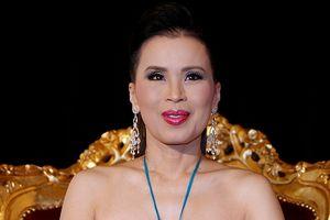 Công chúa Thái Lan xin lỗi sau khi bị loại khỏi cuộc bầu cử