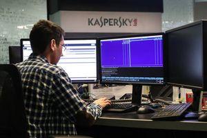 Kaspersky giành giải thưởng Bảo mật An ninh mạng