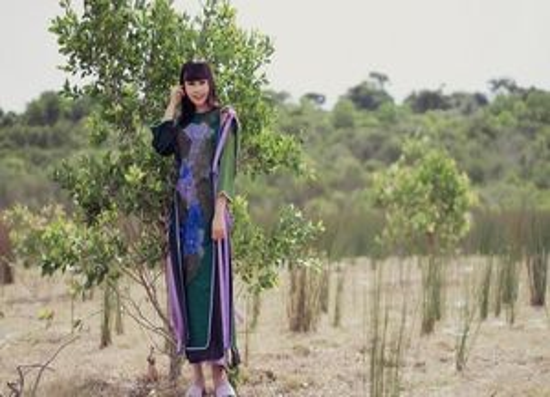 Hoa hậu, Nhà thiết kế Hằng Nguyễn táo bạo làm mới áo dài Việt