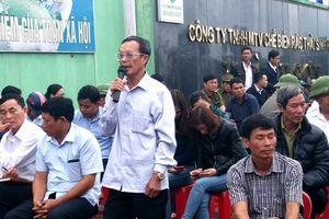 Hà Tĩnh: Chính quyền đối thoại với người dân về vấn nạn ô nhiễm tại nhà máy xử lý rác