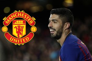 MU lấy Luis Suarez, Barca và Real tranh Mbappe