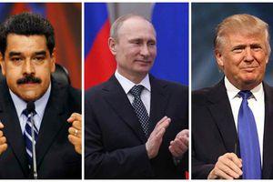 Nga nói giúp Venezuela giải quyết khủng hoảng, cảnh cáo Mỹ chớ can thiệp
